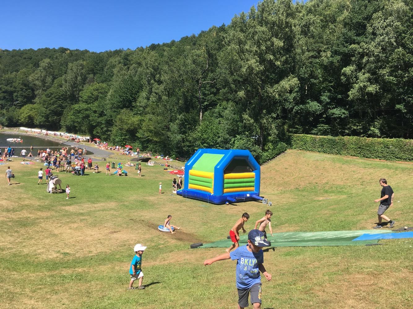 Eiserfelder Weiher Kinderfest
