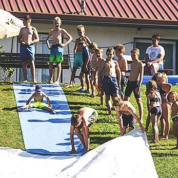 Bilder Kinderfest Eiserfelder Weiher