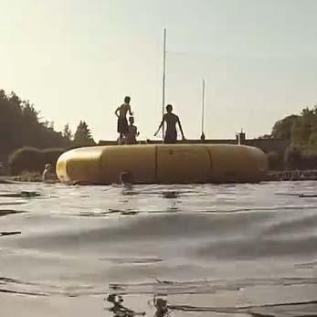 Eiserfelder Weiher Video - Siegerland